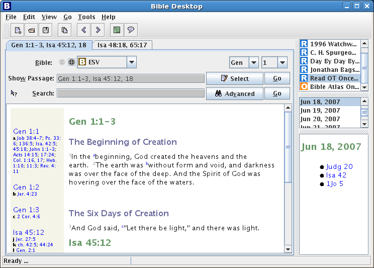 free  bible software for phone