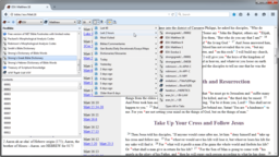 The CrossWire Bible Society - Free Bible Software - Bringing the